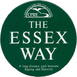 old essex way badge